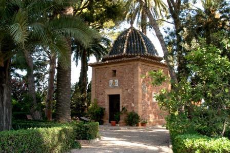 Vista de la Ermita de El Puig. Foto: EPDA