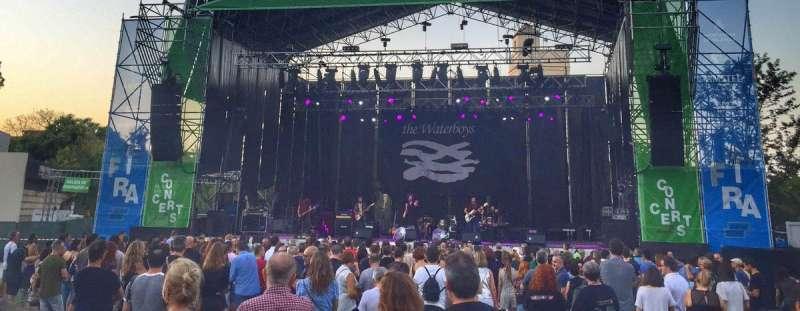 Concert a la Gran Fira de València. EPDA