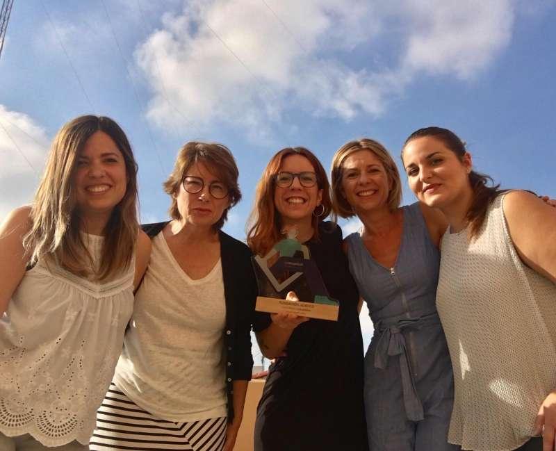 Premios UV Ocupació