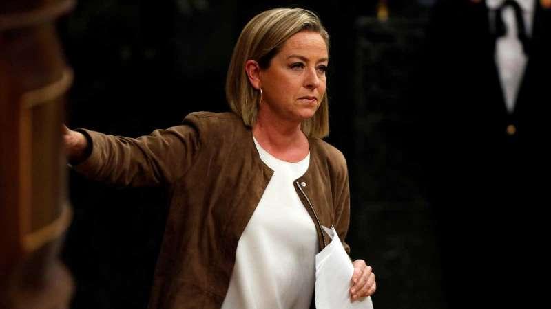 Ana Oramas, diputada de CC. FOTO RTVE