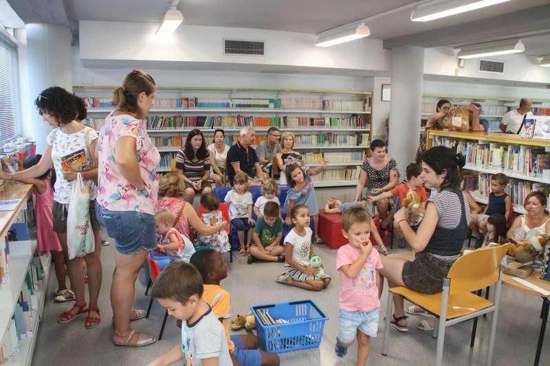 Más de 200 niños y niñas han asistido al programa de lectura