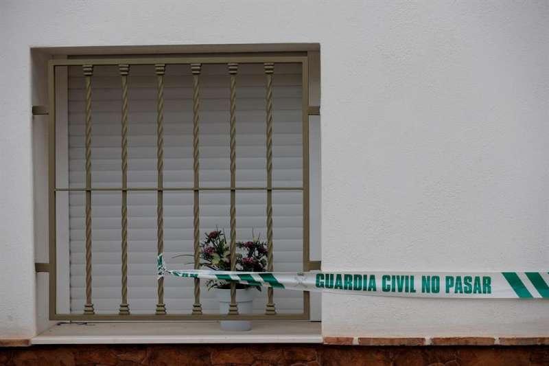 La casa de Manuel en la que supuestamente fue descuartizada Marta Calvo. EFE