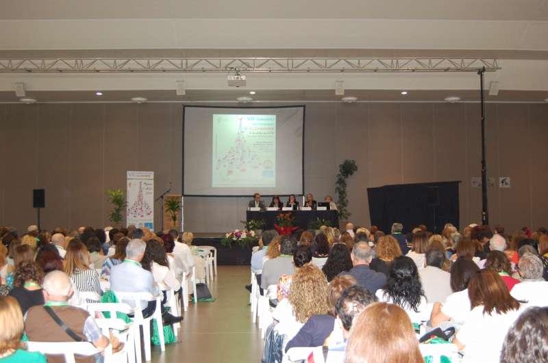 Asistentes al Congreso Autonómico de Alzheimer. EPDA