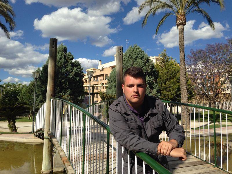 Alejandro Sanz Ventura. FOTO EPDA