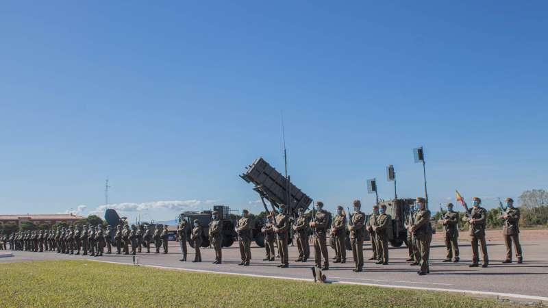 Base Militar de Marines. EPDA.