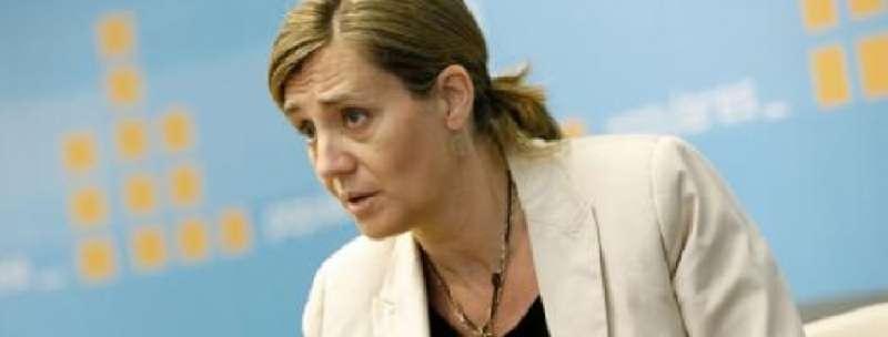 Elena Bastidas, diputada nacional del PP. FOTO PPCV.COM