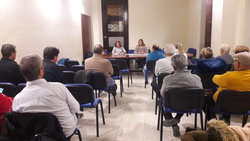 Reunión del Patronato LOcal de Turismo