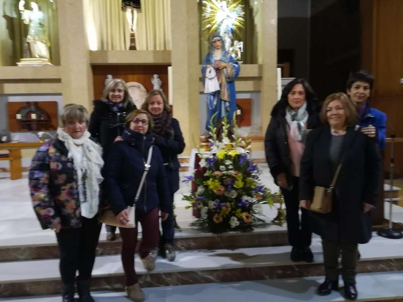 Iglesia Parroquial de Santa Bárbara./epda