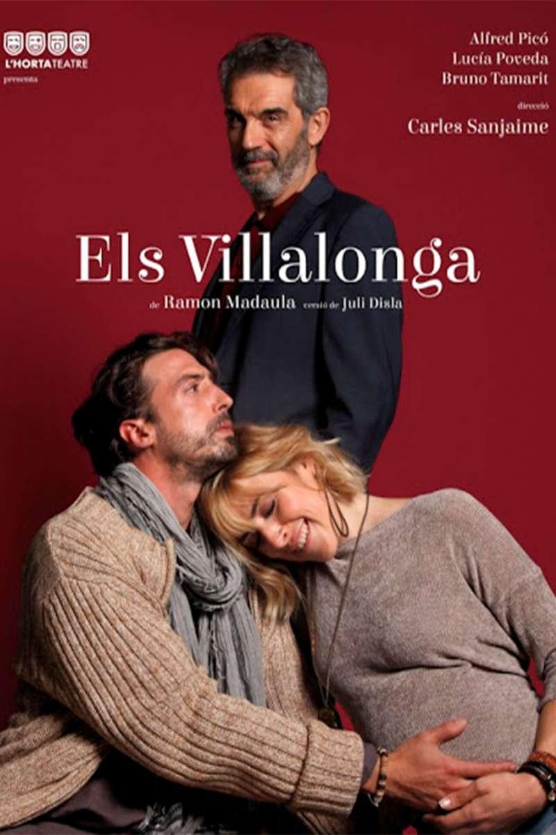 Cartell de Els Villalonga. / EPDA