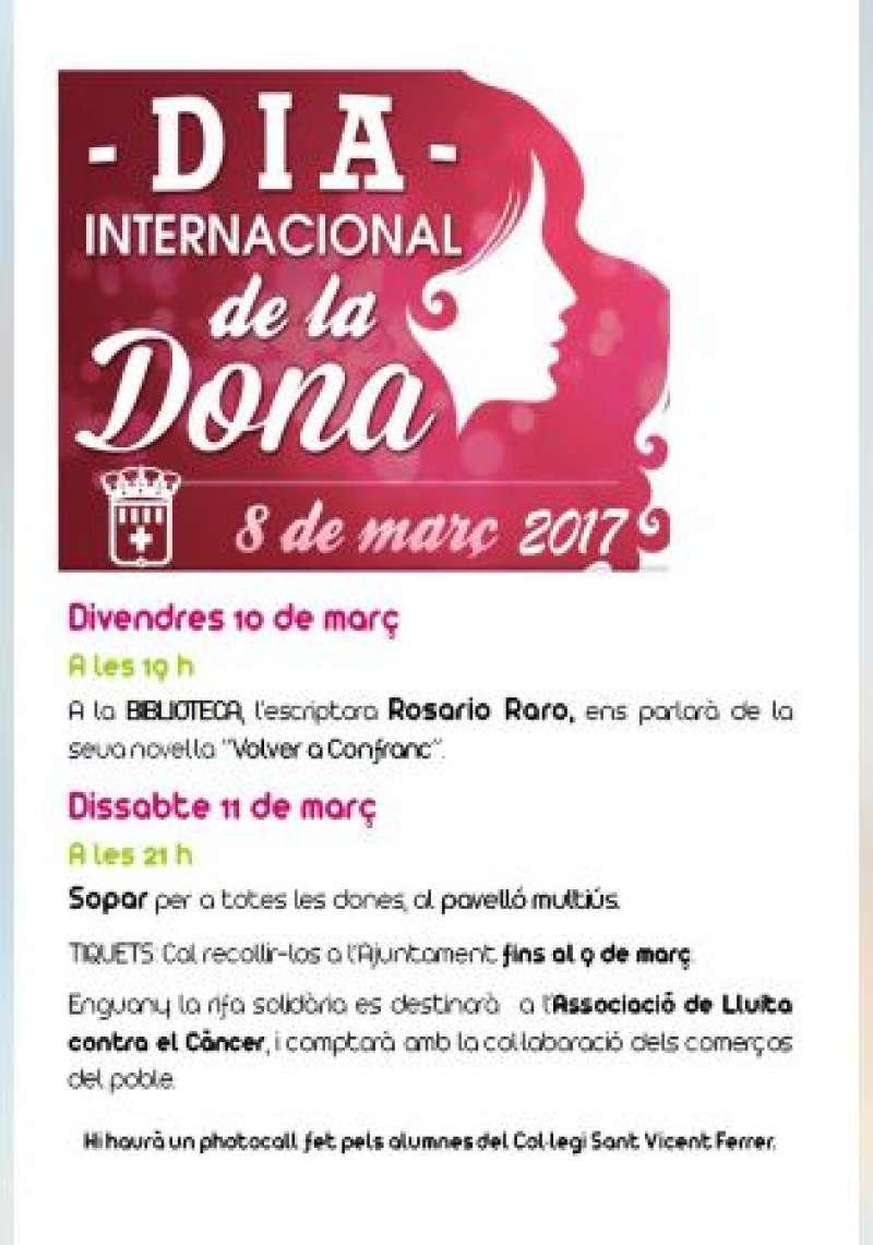 Cartel de la Dona. EPDA