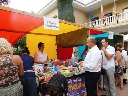 III Feria del Libro de Nàquera. Foto EPDA