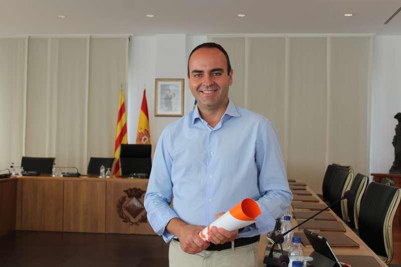 Domingo Vicente, portavoz de Ciudadanos