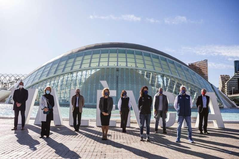 Valencia cierra 2020 como destino seguro de evento deportivos / EPDA