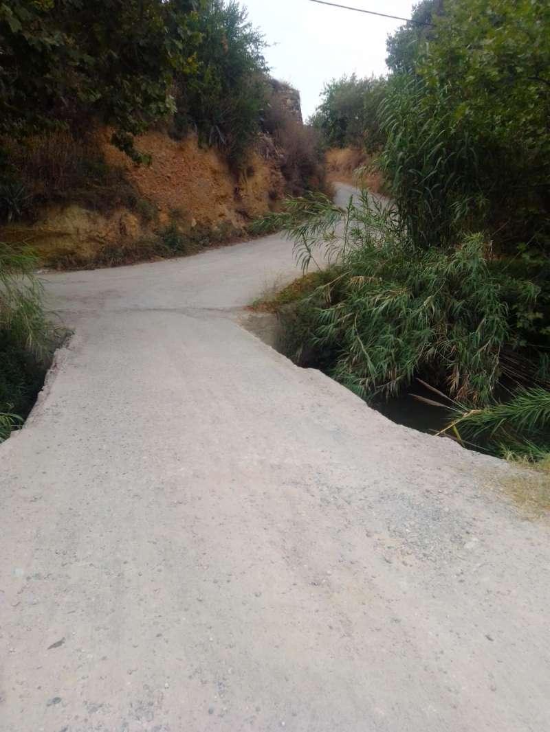 Puente sobre el río Palancia en Segorbe