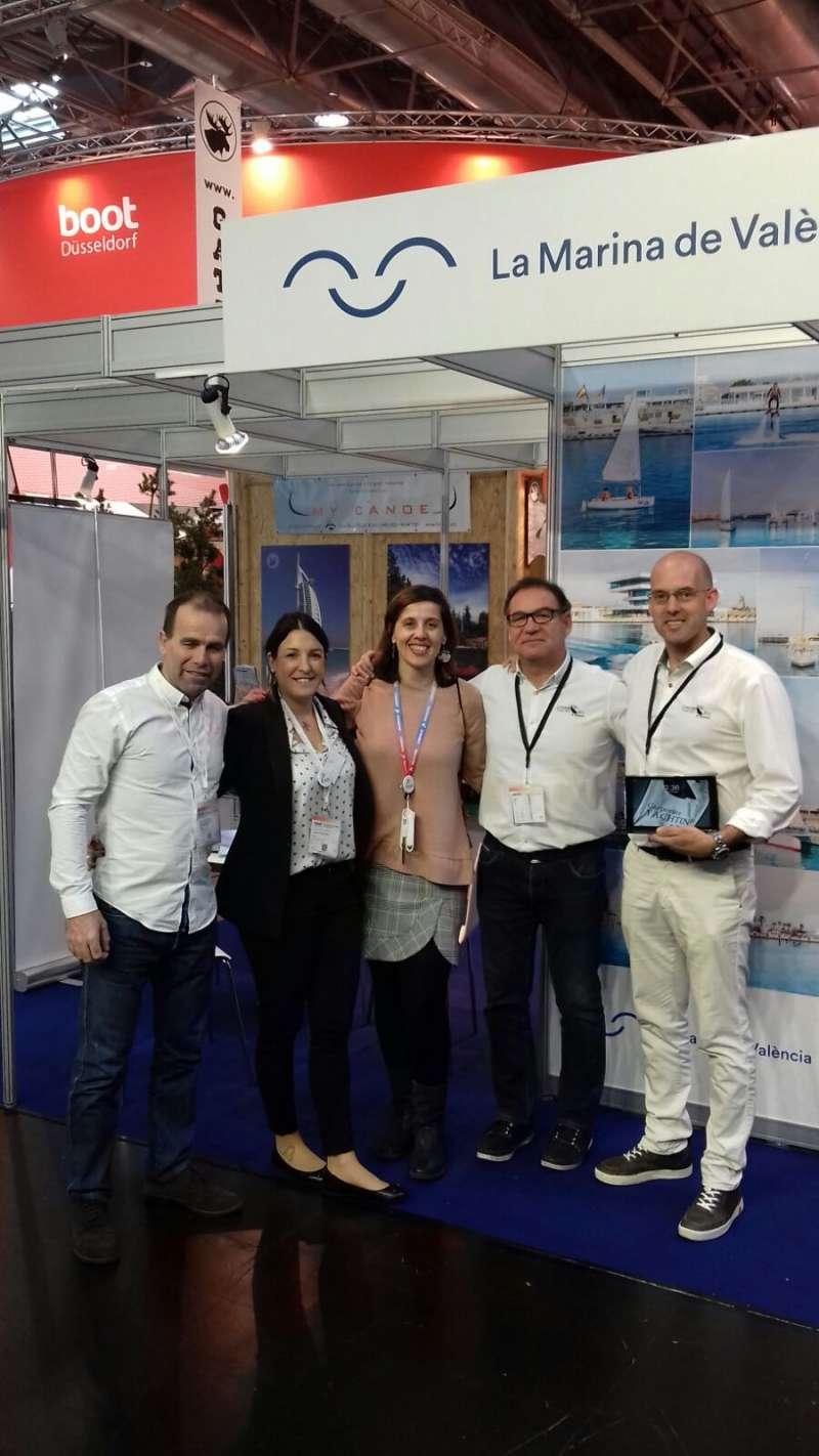 La Agència Valenciana del Turisme amplía la apuesta por el turismo náutico con la participación en cinco ferias nacionales e internacionales