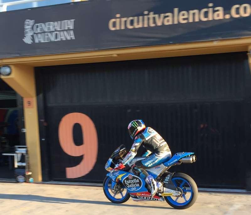 El valenciano Jorge Navarro