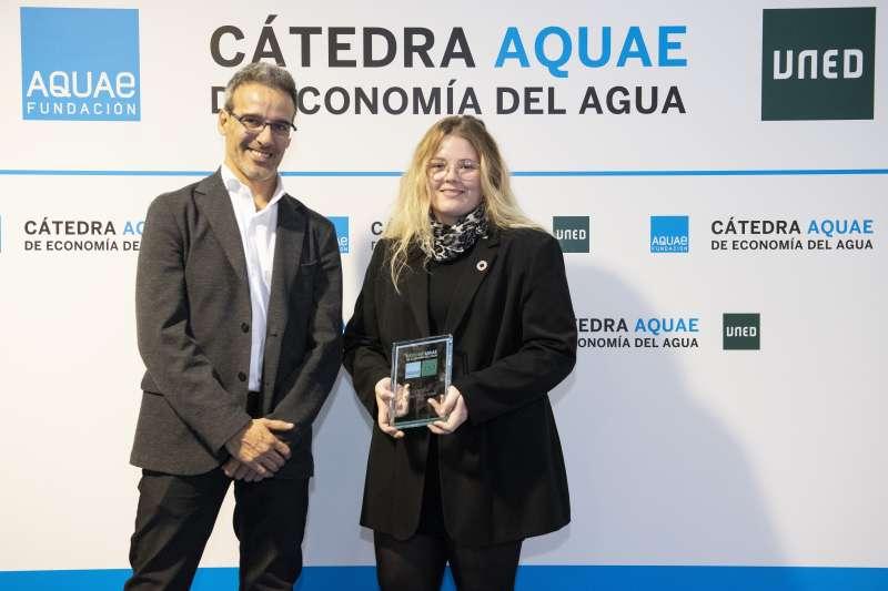 La valenciana premiada. / EPDA