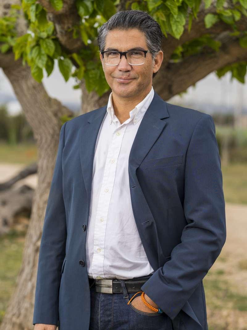 Manuel Herrera, portavoz de Cs en el Ayuntamiento de Vinaròs. -EPDA