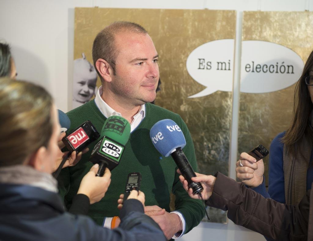 Toni Gaspar, diputado provincial, alcalde de Faura y candidato en las primarias del PSPV-PSOE. FOTO EPDA