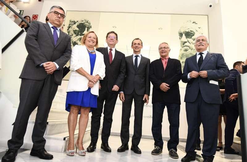 Puig subraya que la Generalitat colaborará con el Gobierno para recuperar el