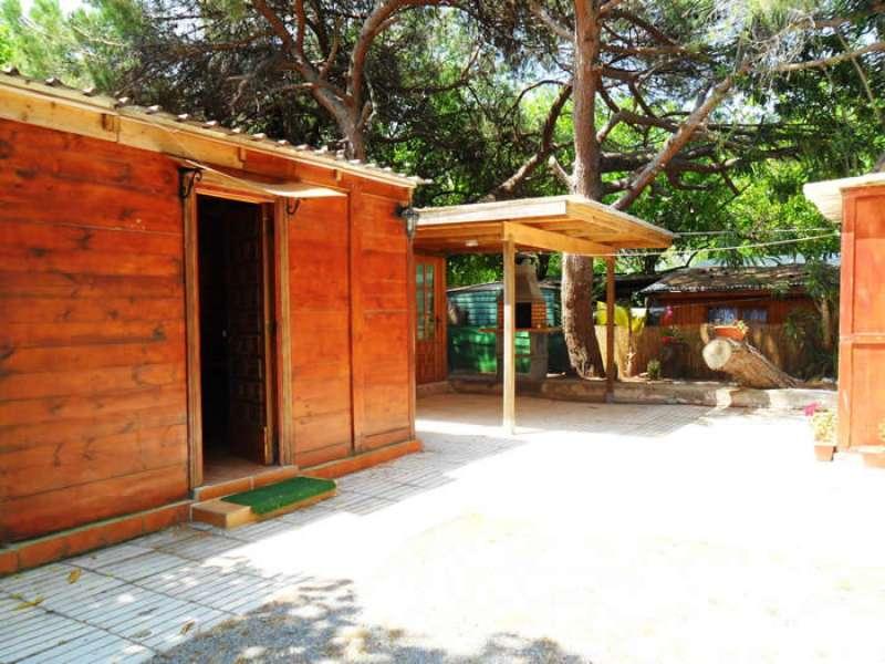 Camping de la Comunitat Valenciana. EPDA