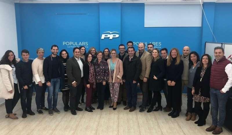 Reuniones comarcales del PP