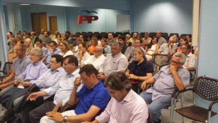 Imagen de los asistentes. FOTO: EPDA