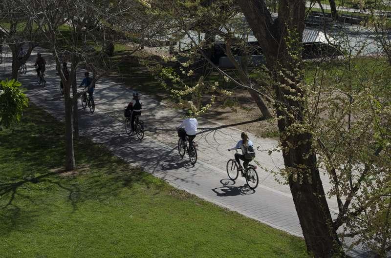 València tendrá nuevos aparcamientos para bicis