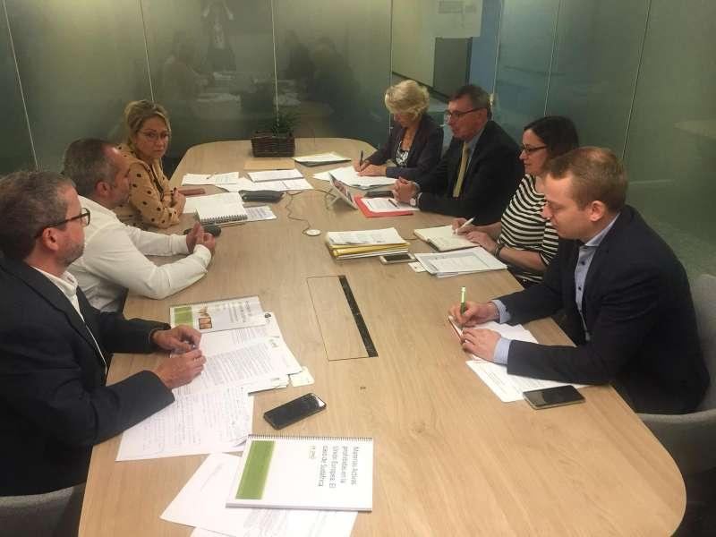 Reunió en Brussel·les