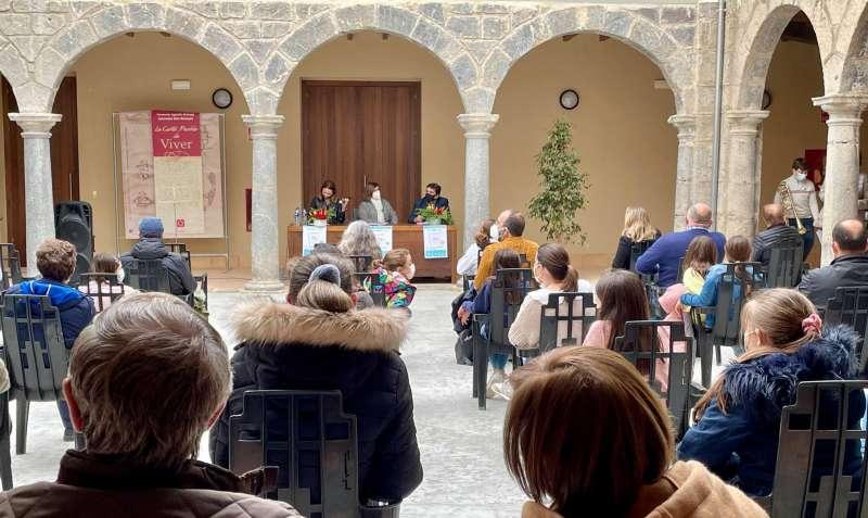 El Espacio Cultural del Convento acogió el acto
