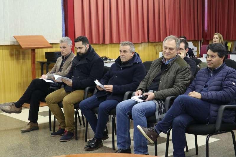 Alcaldes i regidors de la comarca