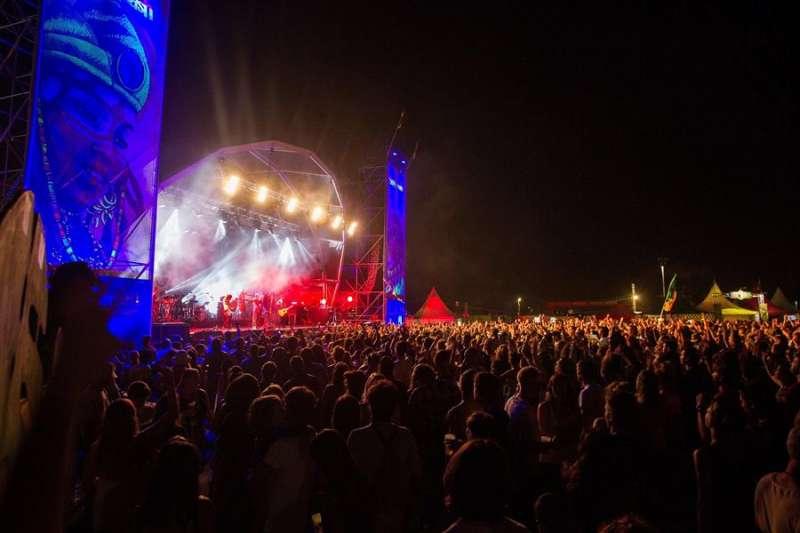 Imagen de archivo del recinto de conciertos de Benicàssim durante uno de los festivales que acoge cada año. EFE/Domenech Castelló