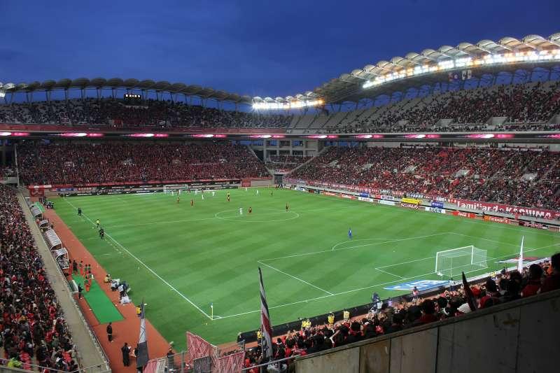 Estadio de fútbol. / EPDA