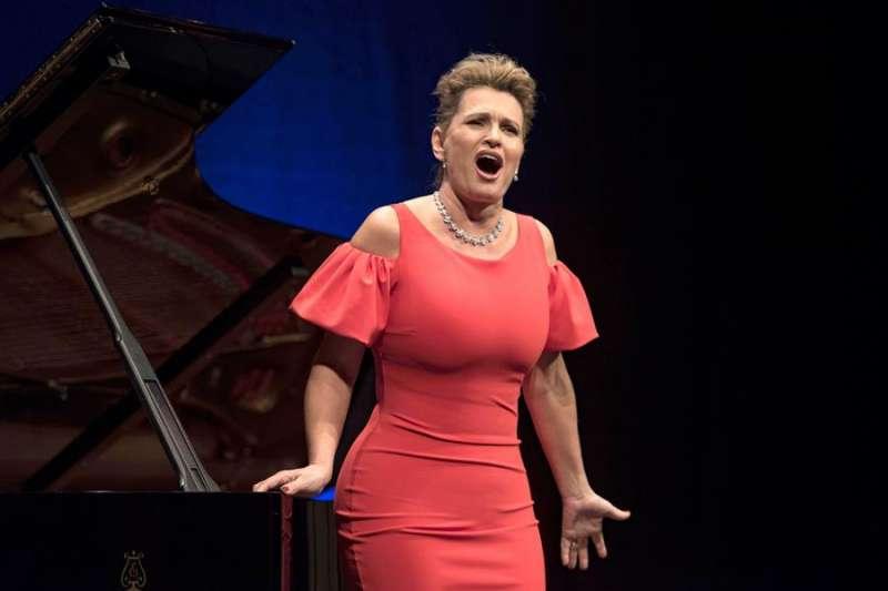 La soprano Ainhoa Arteta. EFE/Archivo