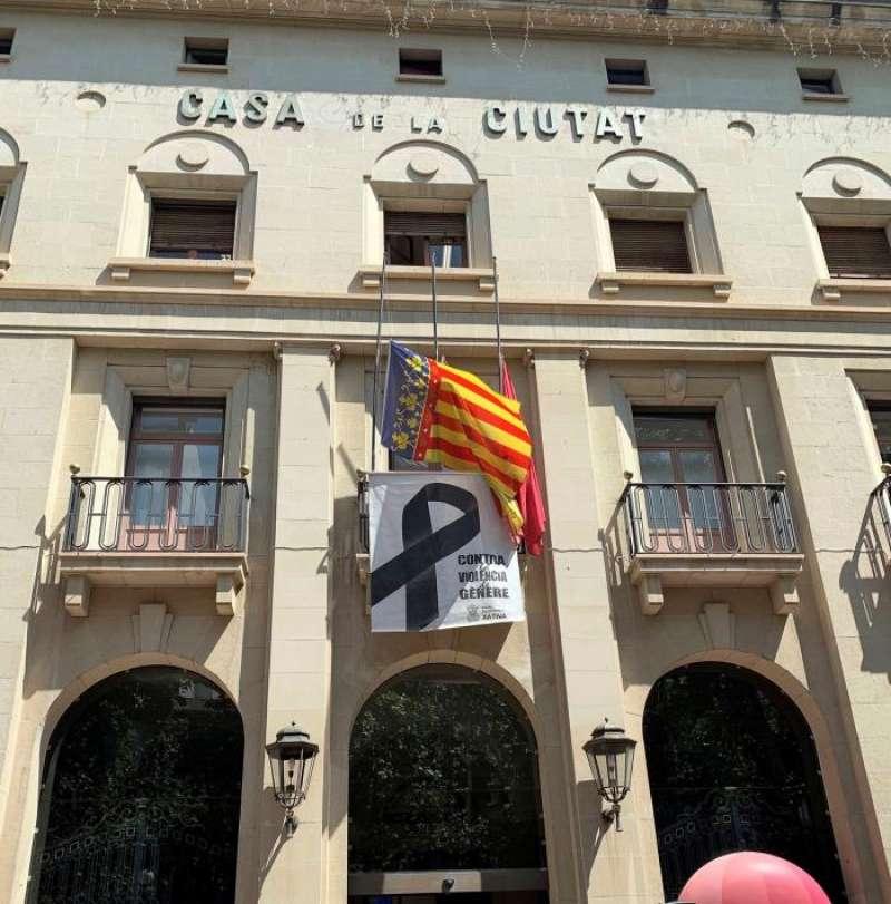 Imagen del Ayuntamiento de Xàtiva. EFE/Archivo