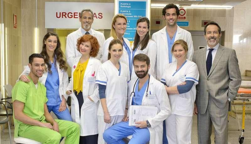 Centro Médico  - Foto: TVE.es