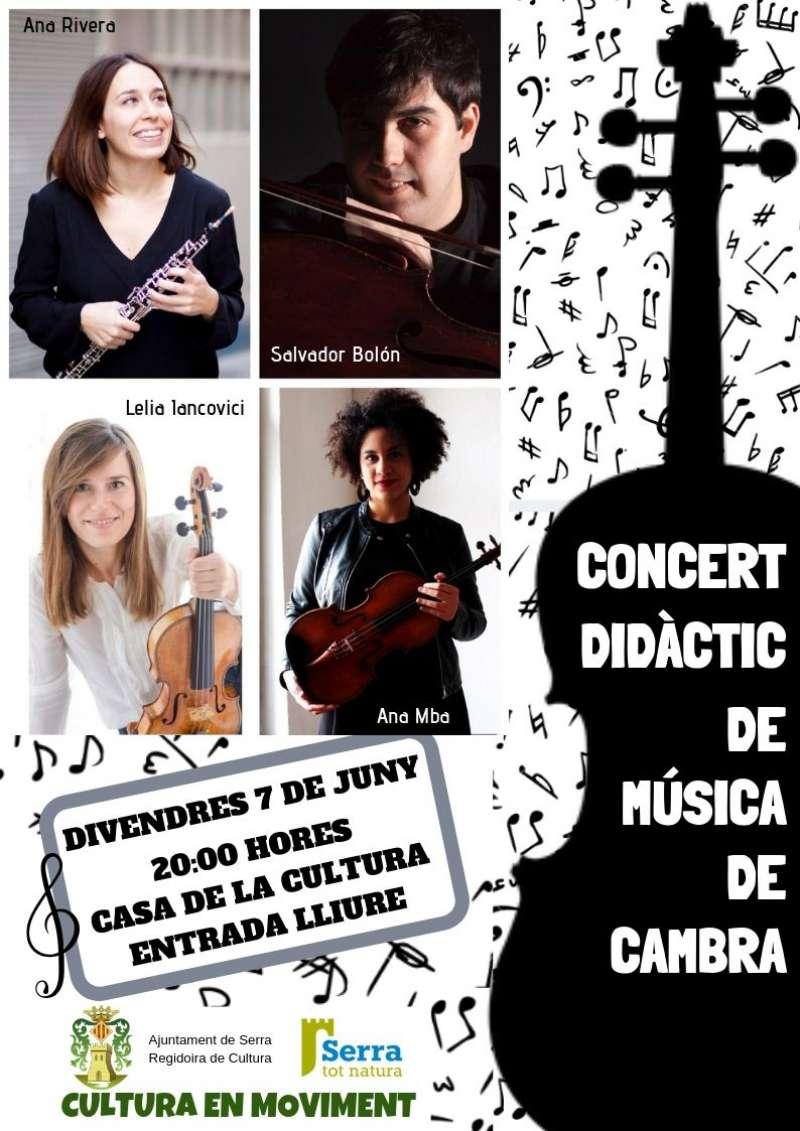 Concert en Serra. / epda