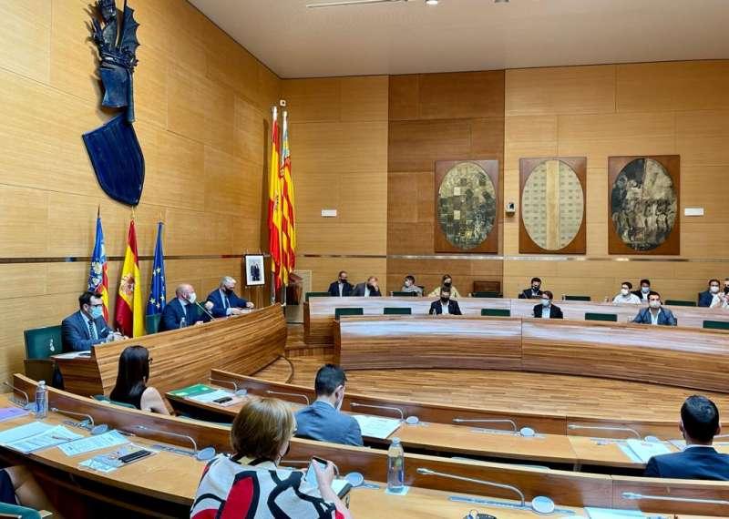 Pleno de junio y Junta General de Divalterra.