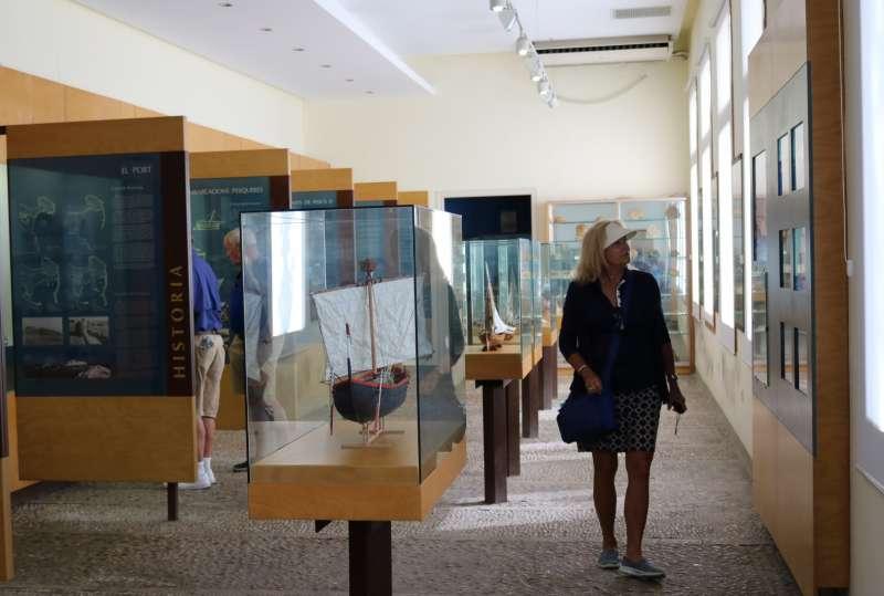 El Museo de la Mar.