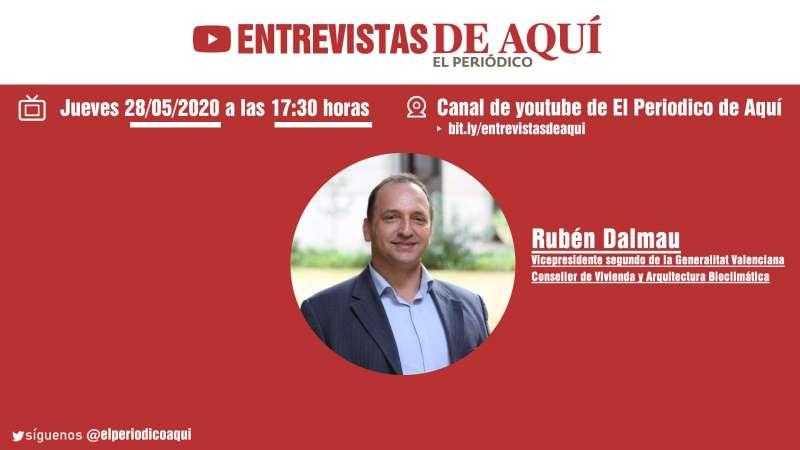 Rubén Martínez Dalmau, jueves 17.30.