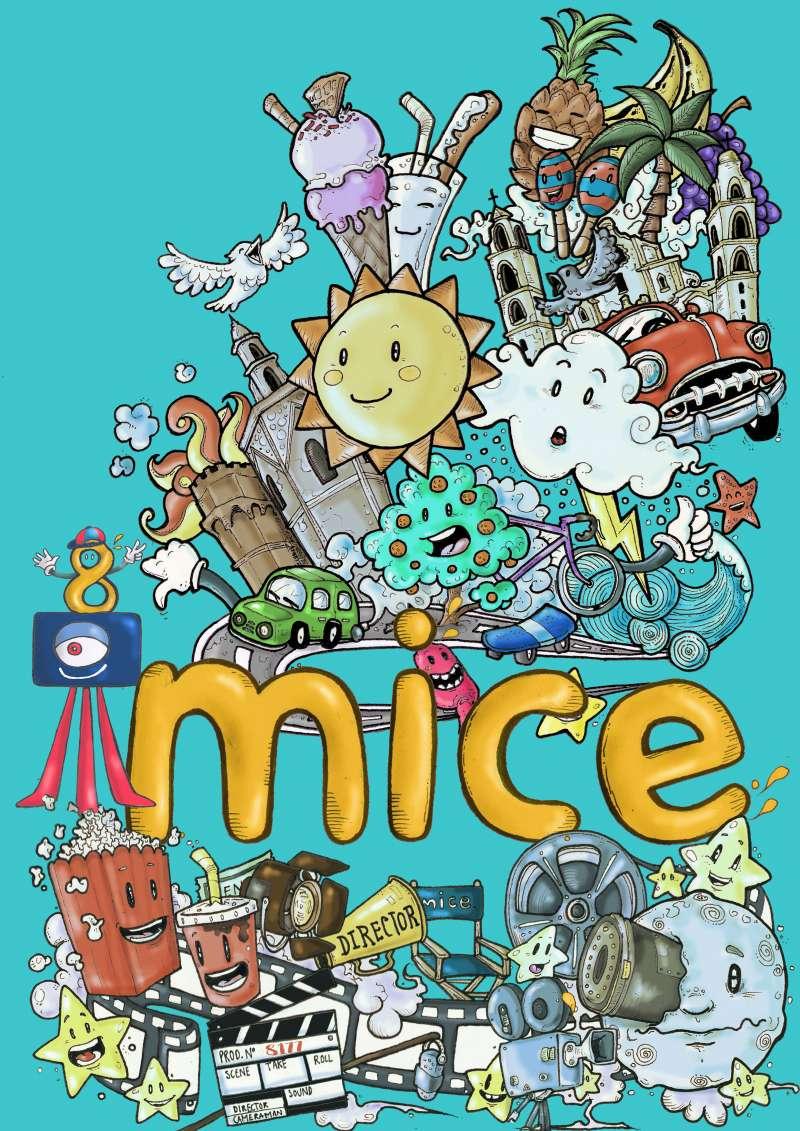 Cartel promocional del MICE 2020. / EPDA