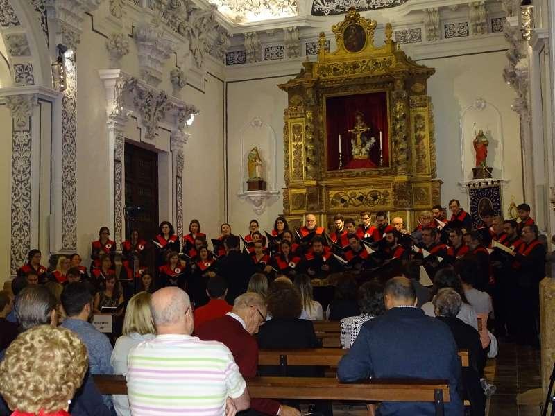 El Ayuntamiento de Segorbe con la música coral