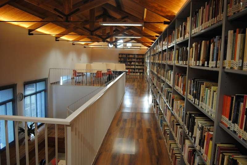 Biblioteca Alcalà
