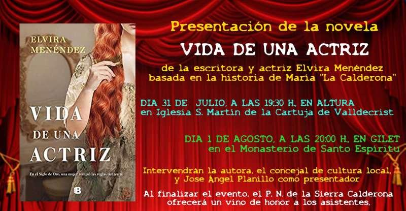 La presentación será en la iglesia de San Martín