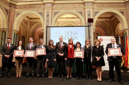 Alberto Fabra premios