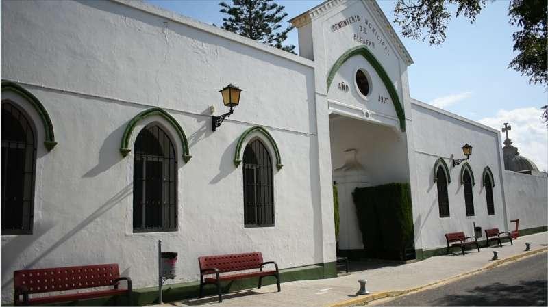 Cementerio Alfafar -EPDA