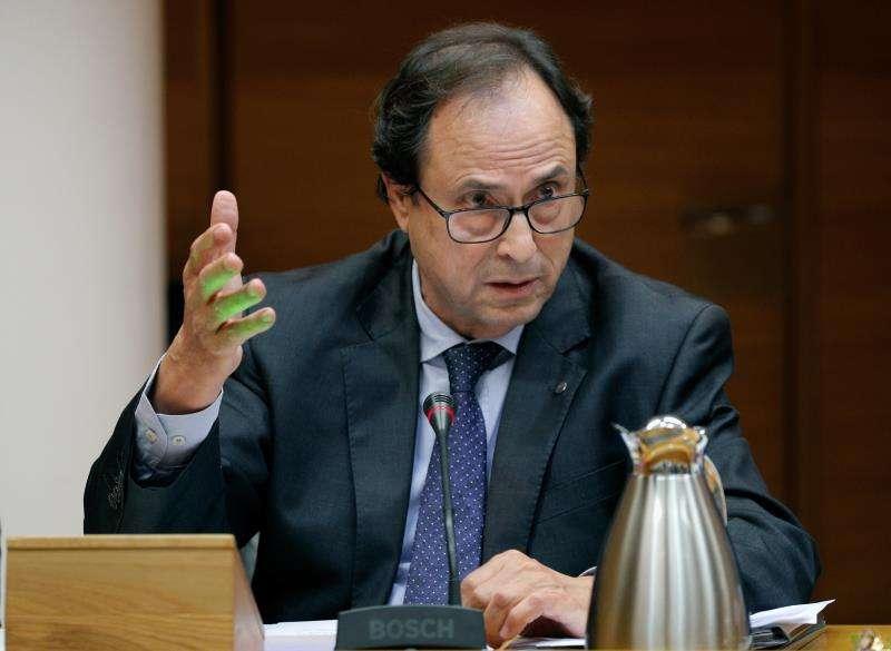 El conseller de Hacienda, Vicent Soler. EFE/ Archivo