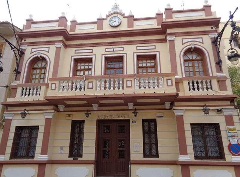 Ayuntamiento de La Pobla de Vallbona