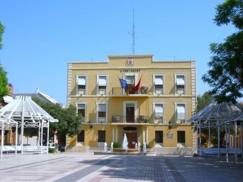 Ayuntamiento de Benetússer. EPDA.