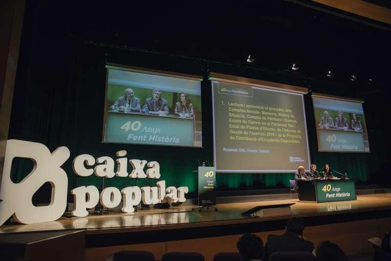 Caixa Popular. EPDA